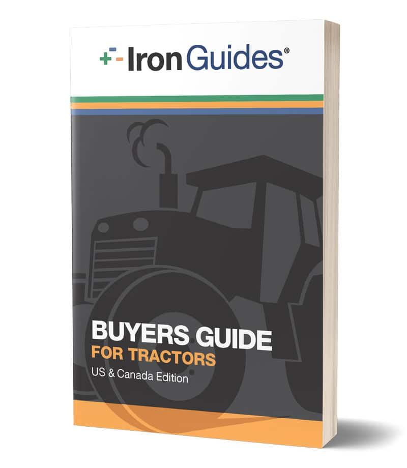 IronGuides Buyers Guide for Tractors