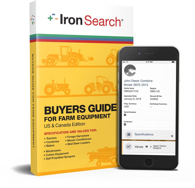 IronSearch Buyers Guide