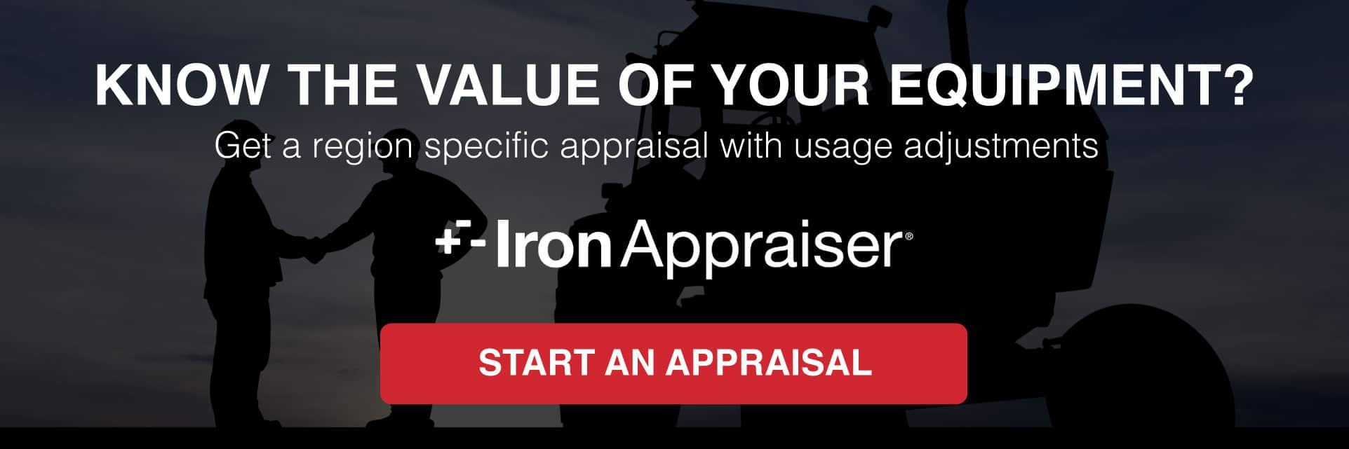 Appraise Your High-Horsepower Row-Crop Tractor with IronAppraiser