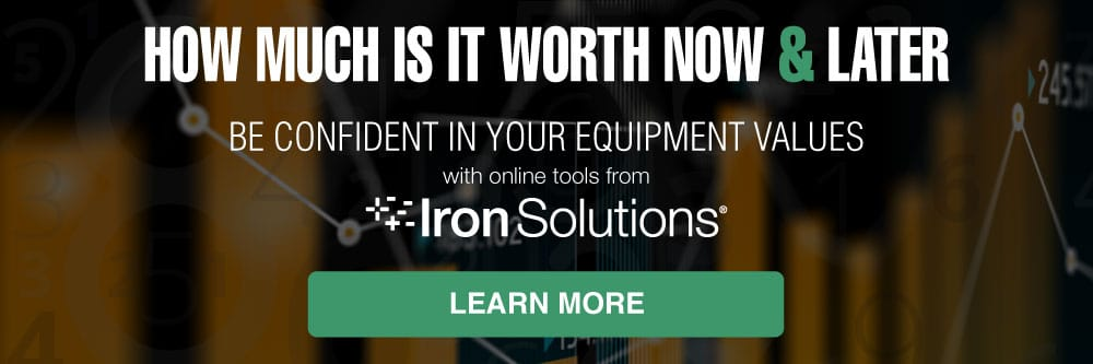 HOW MUCH IS IT WORTH NOW & LATER. Be confident in your values with online tools from Iron Solutions.