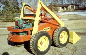 The First Skid-Steer | M400