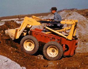 The First Skid-Steer | M440