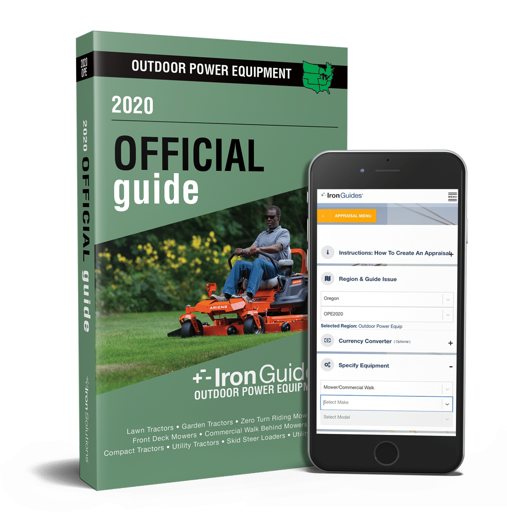IronGuides Outdoor Power Equipment Guide