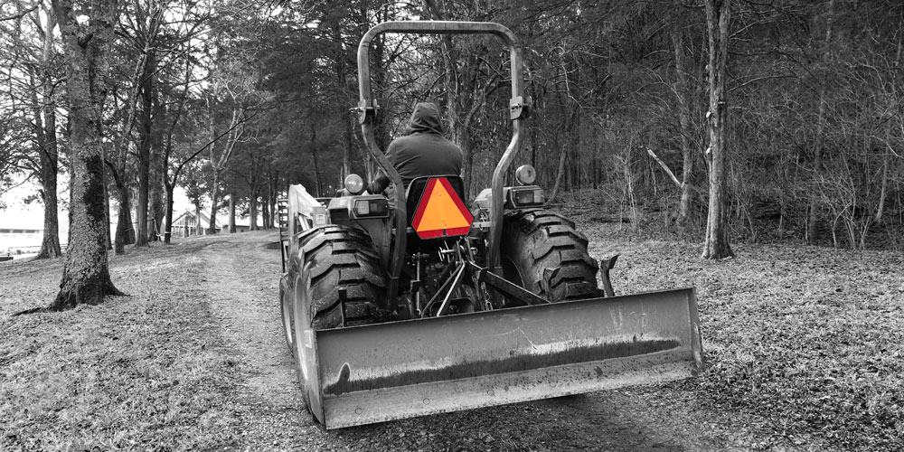 Tractors on the Road: Slow Down - Here's Your Sign | Iron Solutions
