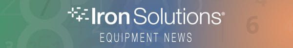 Iron Solutions Equipment News